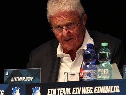 Hopp spricht vom Nagelsmann-Klon