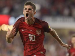 Pulisic jüngster US-Fußballer des Jahres