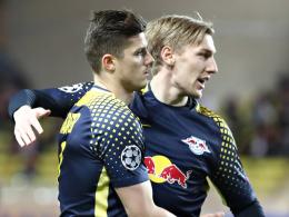 Forsberg und Sabitzer fehlen RB Leipzig weiter