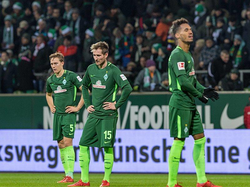 Nahe Weserstadion Massen-Schlägerei nach Werder-Spiel