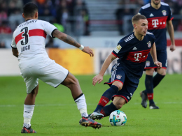 Kimmich macht dem VfB Mut