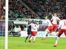 LIVE! Zehn Berliner führen 2:0 - Leipzig lässt Chancen aus