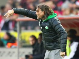 Trotz Köln-Pleite: Keine Rotation bei Wolfsburg