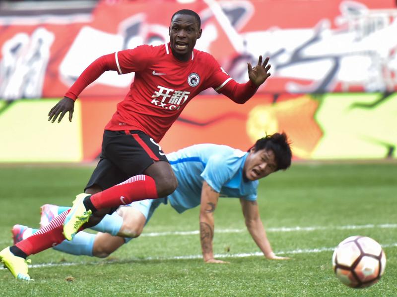 Ex-FC-Stürmer Anthony Ujah kehrt nach Deutschland zurück