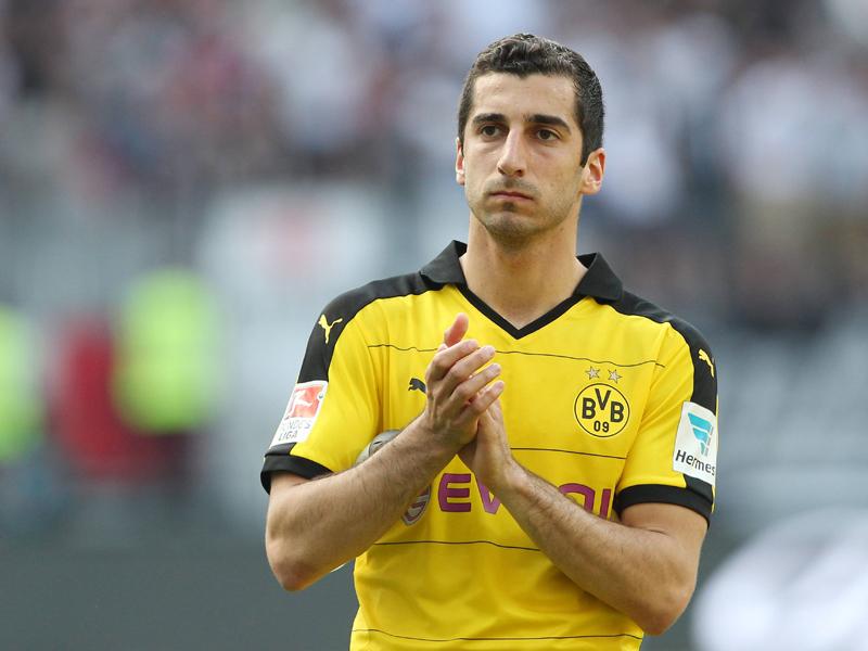 Kommt Mkhitaryan zurück nach Dortmund?