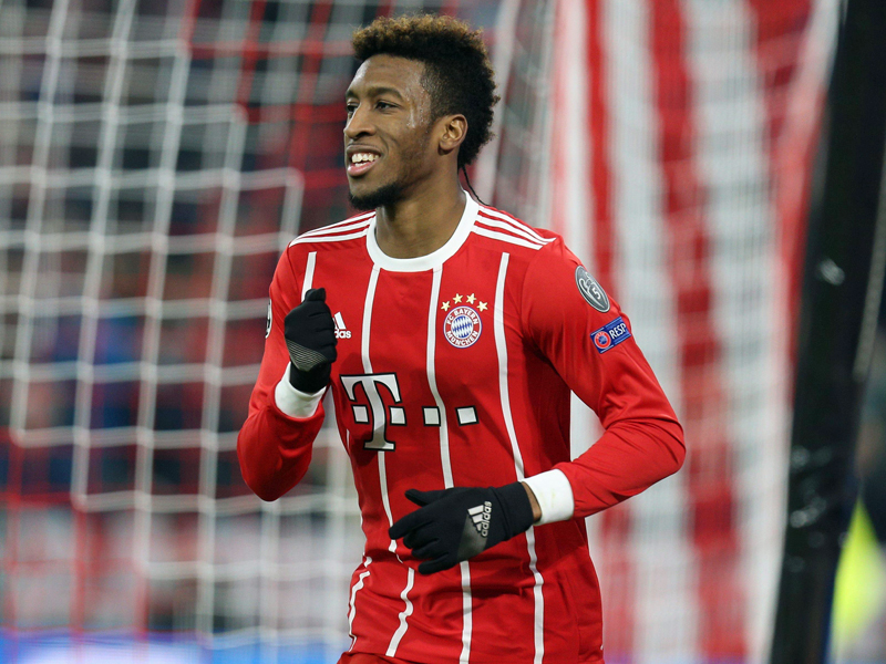 Coman verlängert beim FC Bayern bis 2023