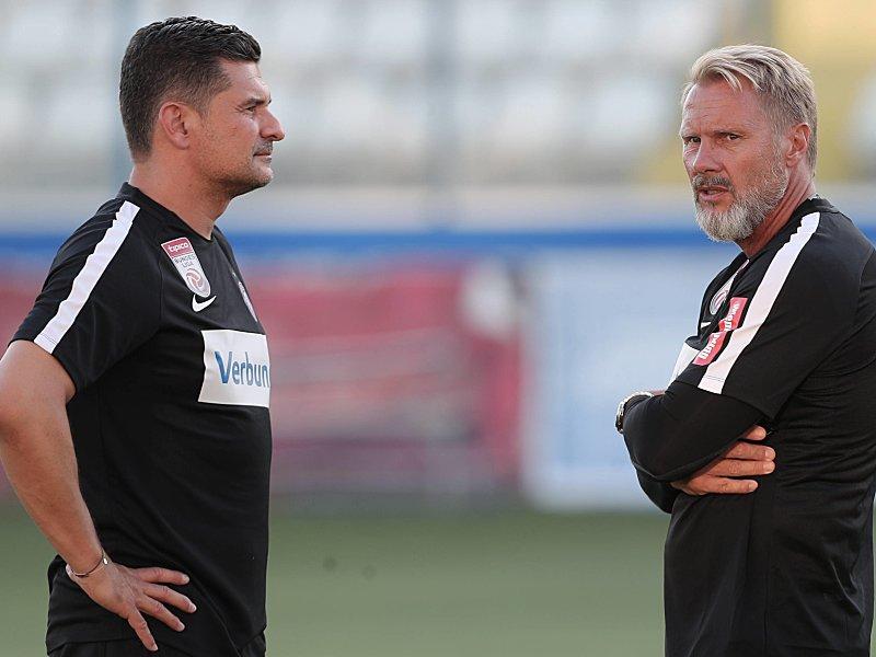 Dortmund: Stöger bedient sich bei Ex-Klub Austria