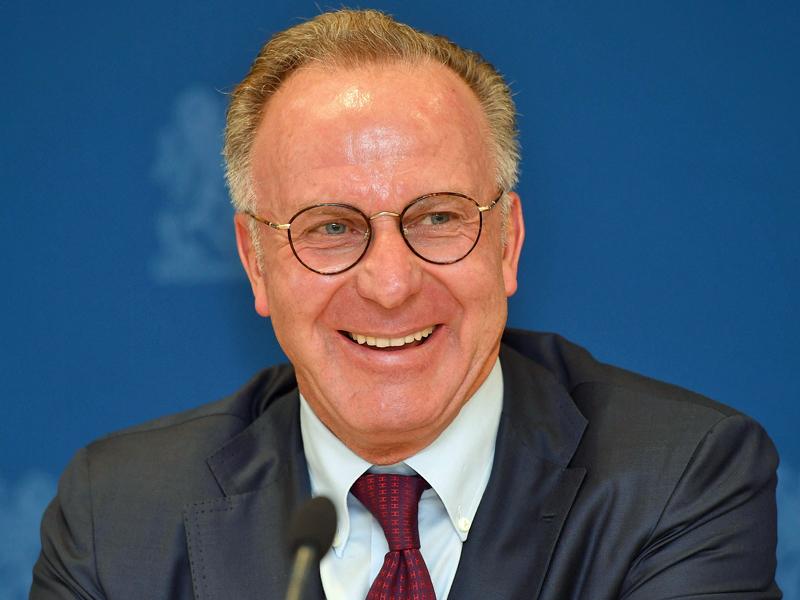 Bayern-Dominanz erfreut Rummenigge