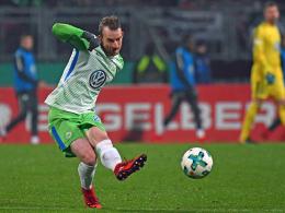 Bleibt Wolfsburg treu: Arnold verlängert bis 2022