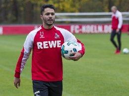 Kölns Bittencourt: OP statt Trainingsstart