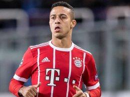 Thiago fehlt Bayern noch länger