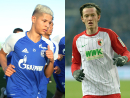 Gregoritsch und Harit springen in die Top-3