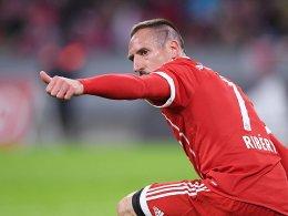 Ribery zu seiner Zukunft: