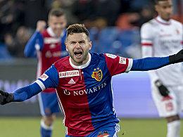 VfL bestätigt: Renato Steffen ist ein Wolf
