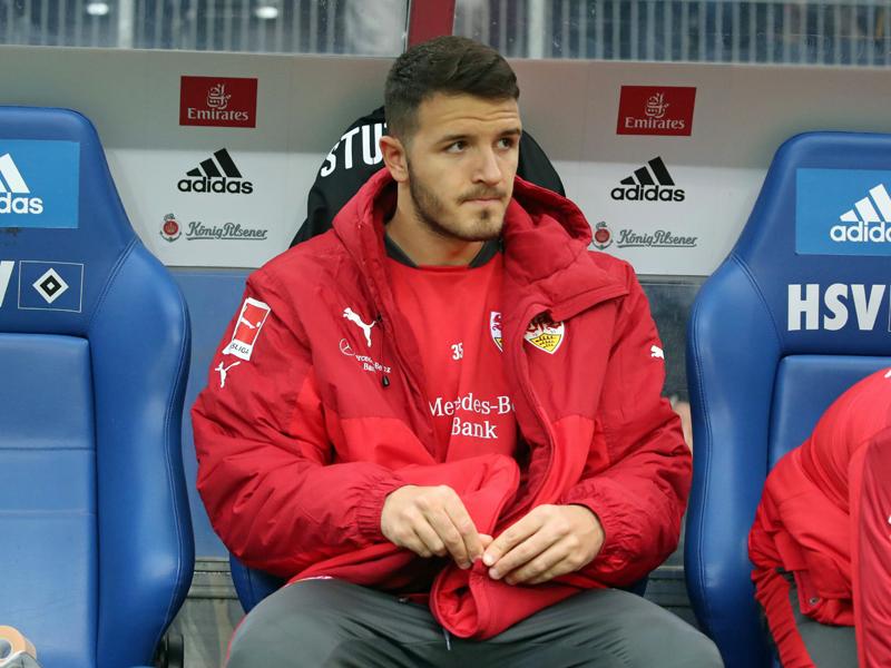 VfB-Mittelfeldspieler wird ausgeliehen Anto Grgic geht zum FC Sion