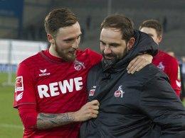 Kölns Höger: Chance gegen Gladbach?