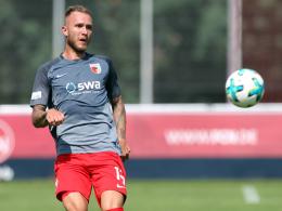 Bis Saisonende: Augsburg verleiht Rieder nach Breslau