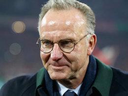 Rummenigge will Heynckes halten -