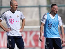 Ihre Meinung: Bayern sollte mit Ribery und Robben verlängern