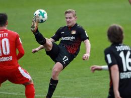 Leverkusens Pohjanpalo: Kein Wechsel um jeden Preis