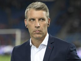 Peter Knäbel berät den VfB im Nachwuchsbereich