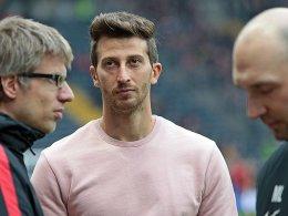 Abraham fällt auch gegen Wolfsburg aus