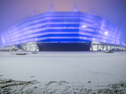 Schalke eröffnet WM-Stadion in Kaliningrad