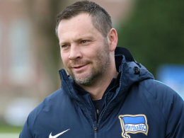 Hertha-Coach Dardai: