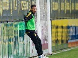 Dortmund verzichtet in Berlin auf Aubameyang
