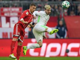 LIVE!-Bilder: Bayern empfängt Bremen