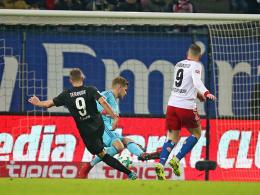 Terodde erneut der Held: Köln gewinnt das