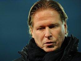 HSV-Sportdirektor Todt vermeidet Bekenntnis