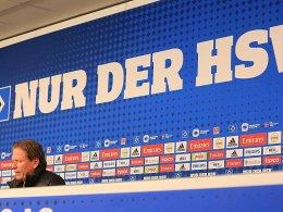 HSV: Der Wechsel wird nichts Entscheidendes verändern, war aber richtig