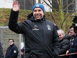 Bis 2019: Hollerbach hat beim HSV unterschrieben