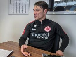 Kovac über streikende Profis: