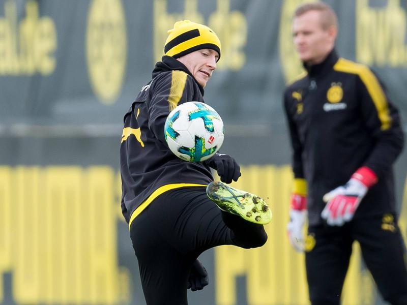 Reus soll am Montag wieder ins Mannschaftstraining einsteigen