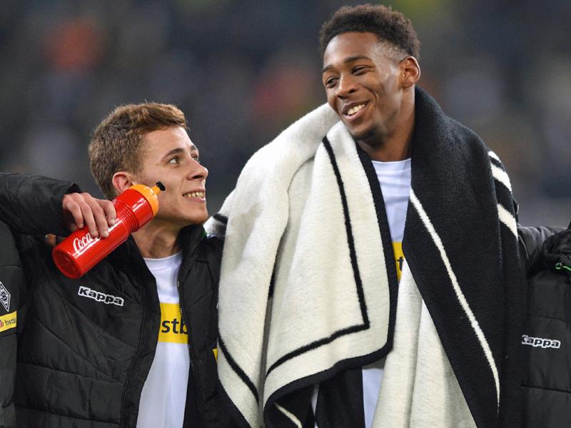 Frankfurt rückt mit Sieg gegen Gladbach auf Platz zwei vor