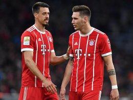Bayern gegen TSG: Süle ist