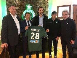 Fix: Subotic wechselt nach Saint Etienne