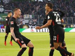 Option gezogen: Eintracht verpflichtet Wolf fest