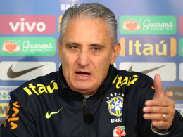 Selecao-Coach Tite: