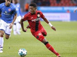 Topelf: Drei Bayern, drei Schalker - und wieder Bailey