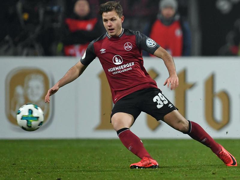20-jähriger defensiver Mittelfeldspieler kommt vom 1. FC Nürnberg nach Freiburg