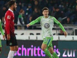 Wolfsburg: Rexhbecajs Glücksgefühle