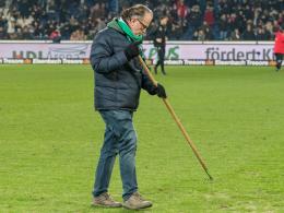 Rasentausch: Hannover reagiert auf
