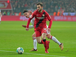 Wolfsburg greift für Mehmedi tief in die Tasche