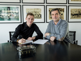 Perfekt! Top-Talent Gomez wechselt nach Dortmund
