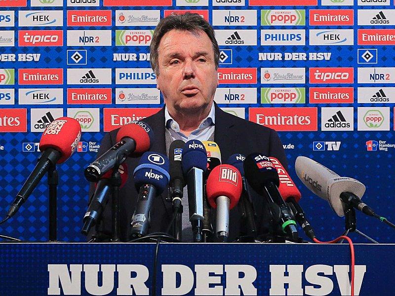 HSV: Putschversuch gegen Bruchhagen und Todt - wartet Magath schon?