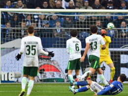 Werder hält seine schützenden Hände vor Pavlenka