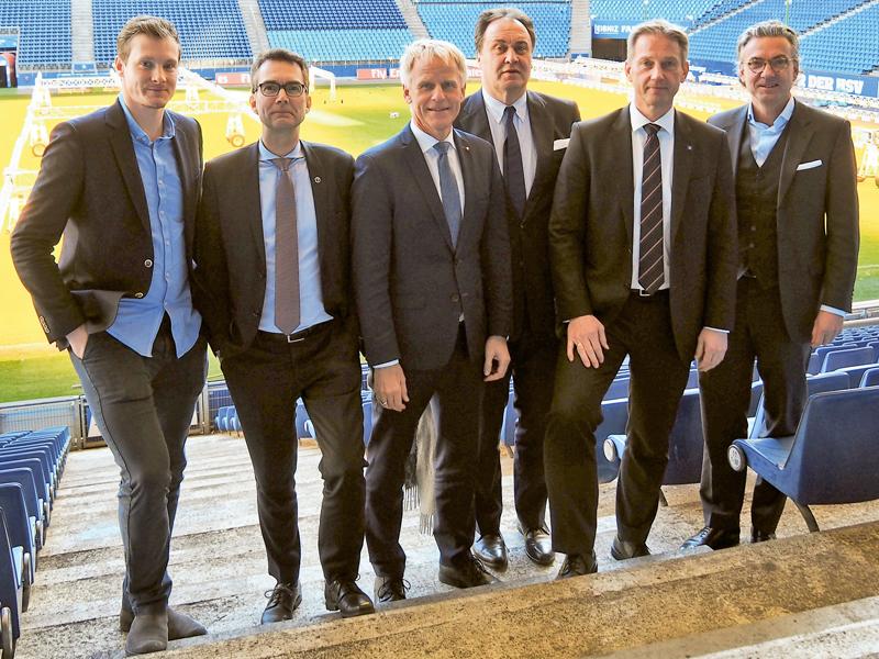 Jansen in HSV-Aufsichtsrat gewählt